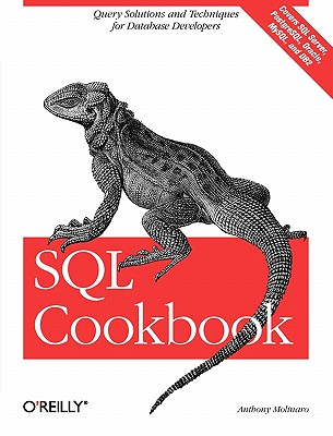 SQL Cookbook By Molinaro, Anthony